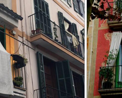 balcones mallorca