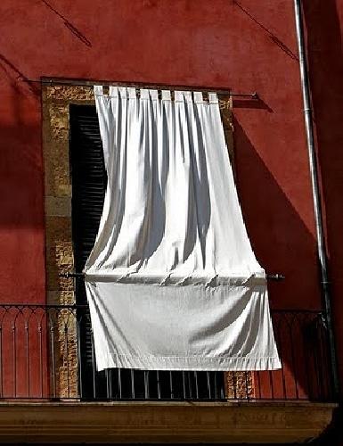 Balcones de mallorca blanca rey - Cortinas mallorca ...