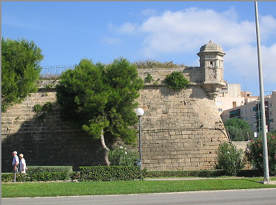 muralla palma