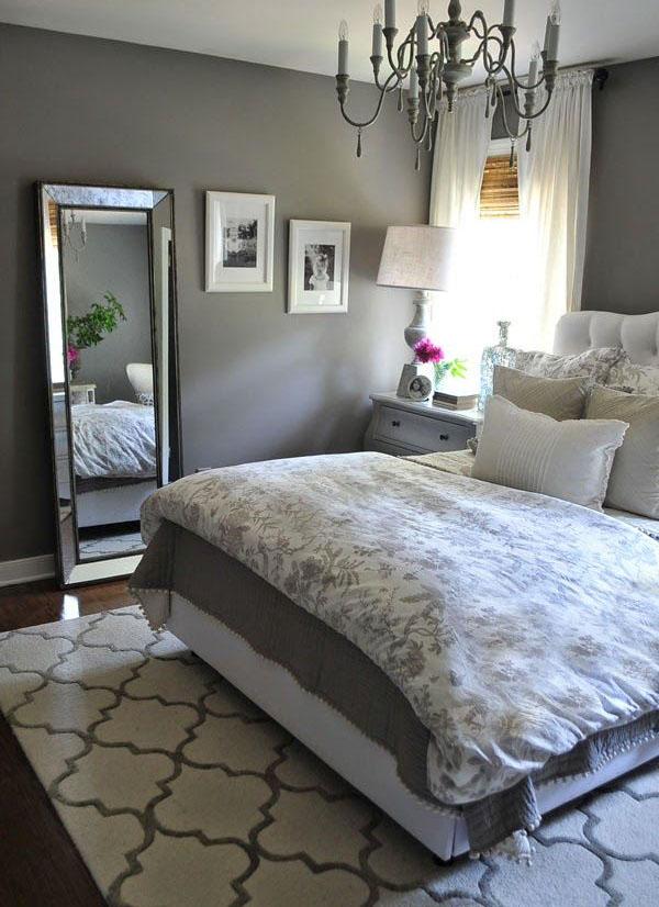 Como elegir la medida de una alfombra blanca rey - Alfombras de habitacion ...